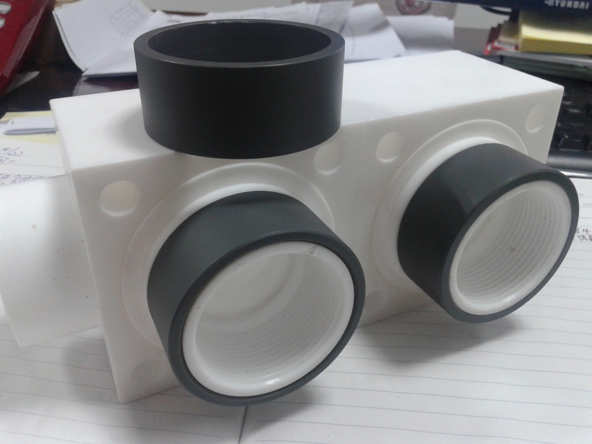 Customized PTFE Valve