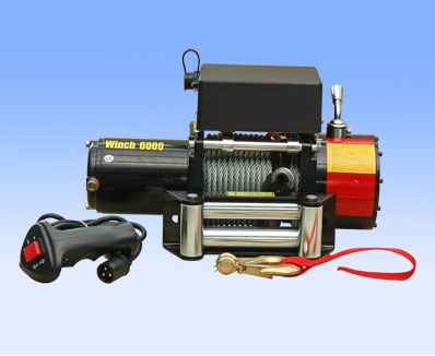 4WD Electric Winch 6000lbs