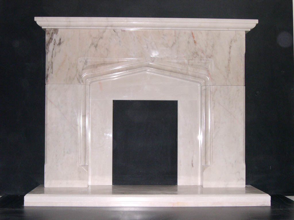 Granite Stone Fireplace : China granite marble fireplaces stone carving