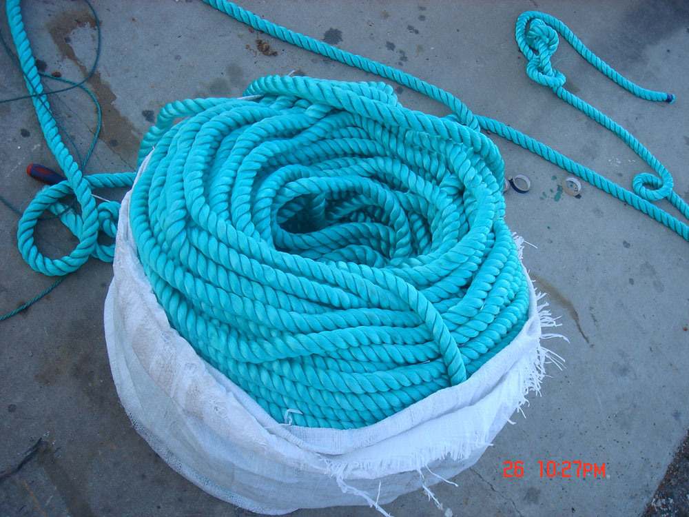 Aquaculture Deep Sea 32mm PE Rope