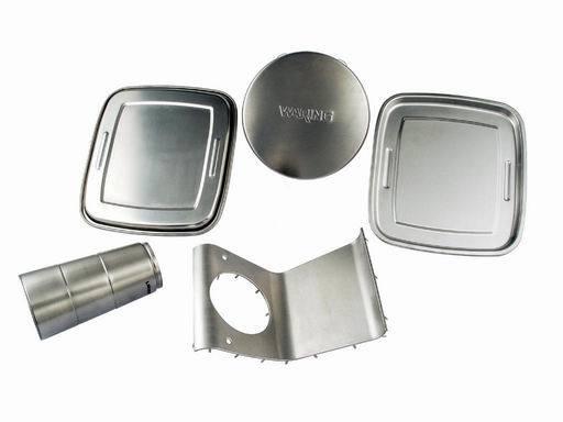 Equipment Precision Aluminium Punching Parts