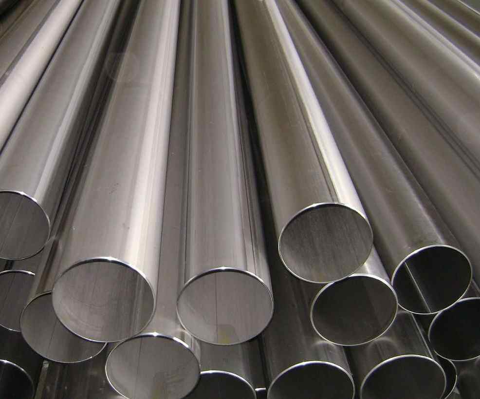 Stainless Steel Seamless Round Tube