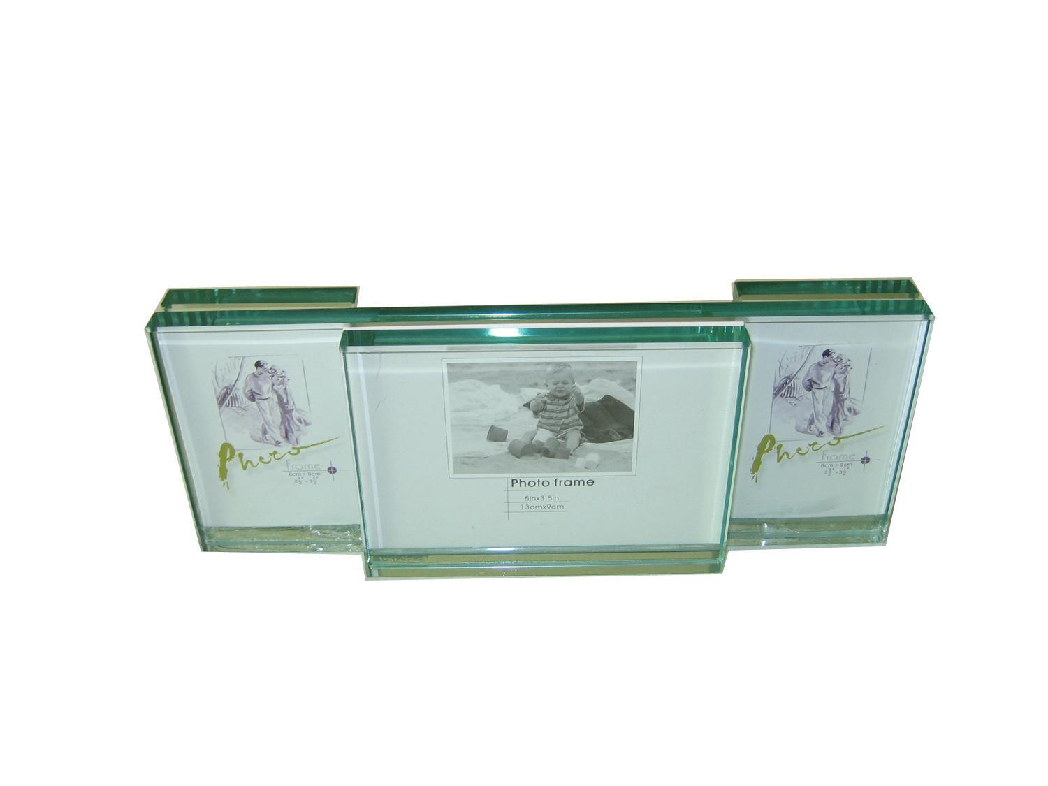 Photo Frame With Glasses : China Heavy Glass Frame(Two Sides)(6P1030) - China Glass ...