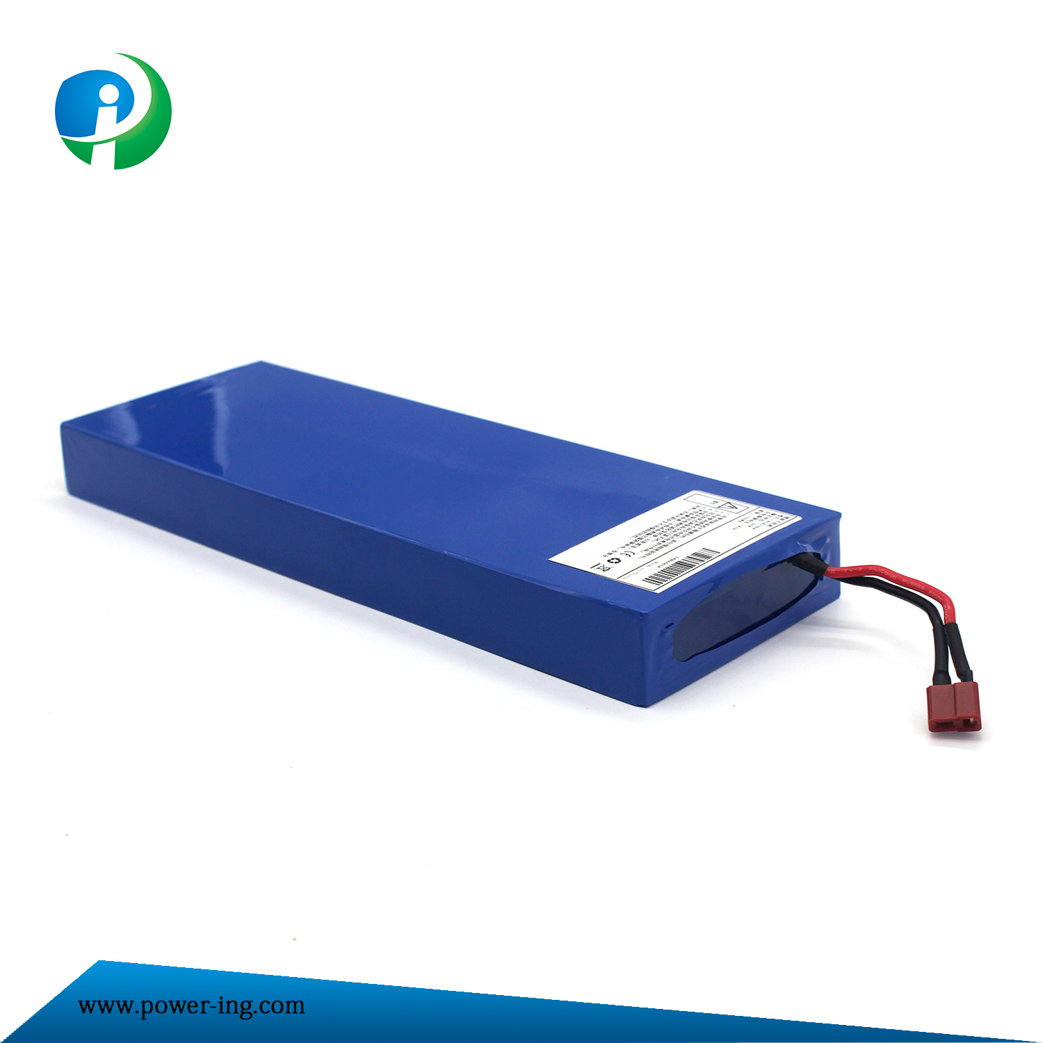 36V High-Capacity Li-ion Battery Pack for E-Scooters