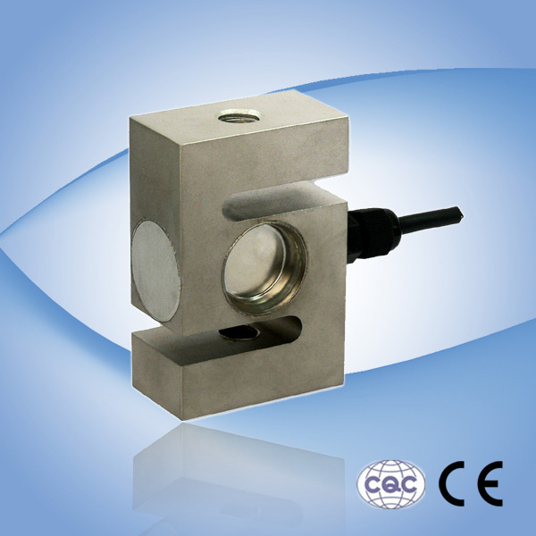 Round S Type Compression and Tension Load Cell for Weighing Scales (QH-32B)