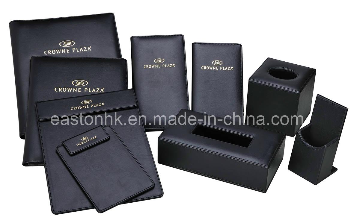 Easton Customized Leather Hotel Amenity