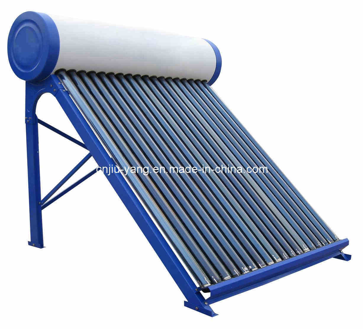 China Integrated Solar Water Heating Systems (JY-IP200) - China Solar ...
