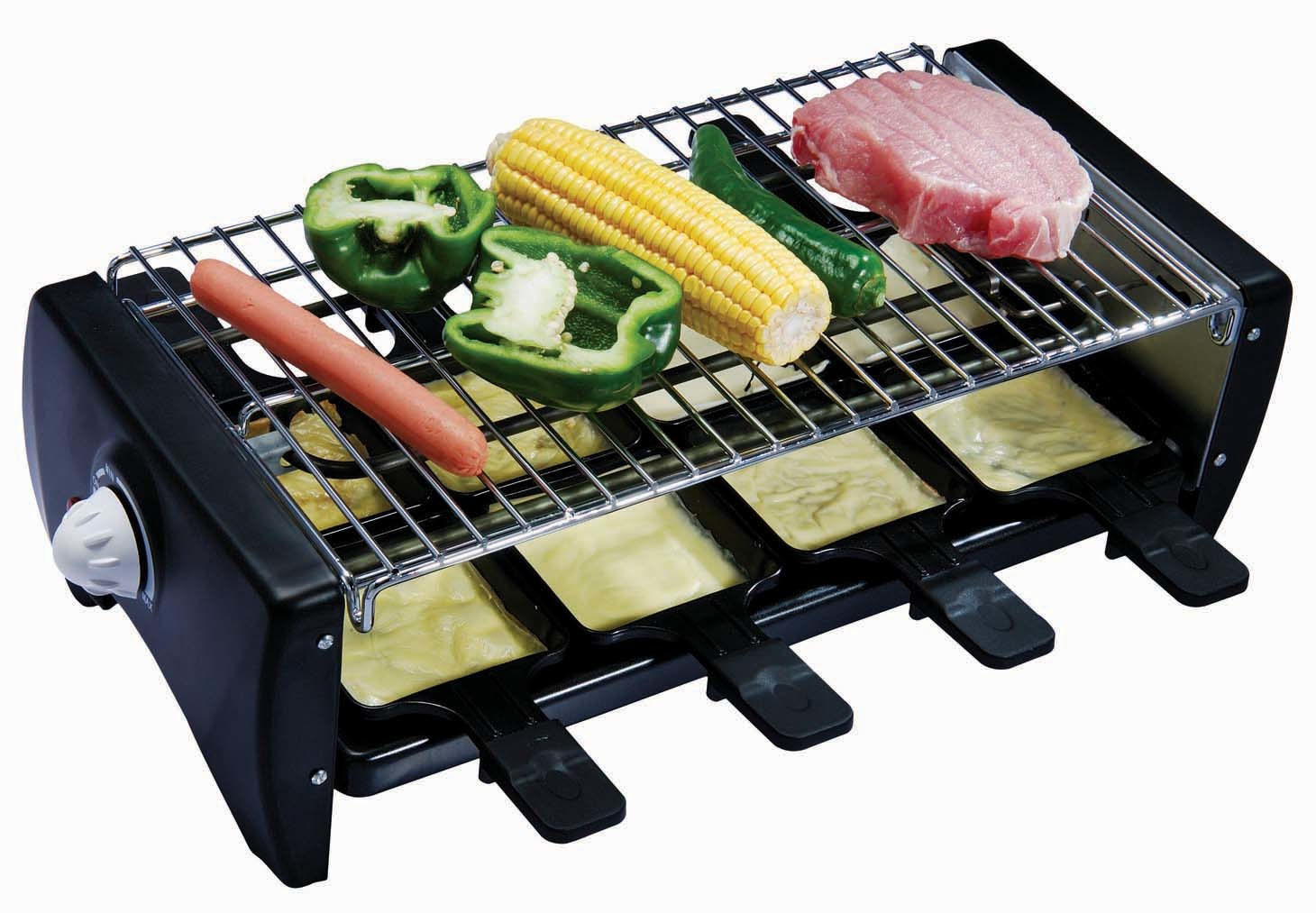 China Raclette Grill Gr 1081 China Raclette Grill
