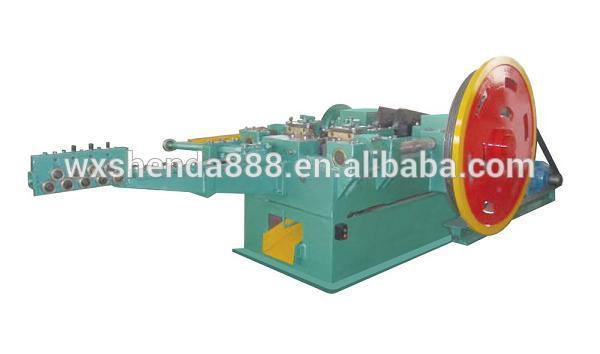 Special Purpose Strong Nail Making Machine Supplier