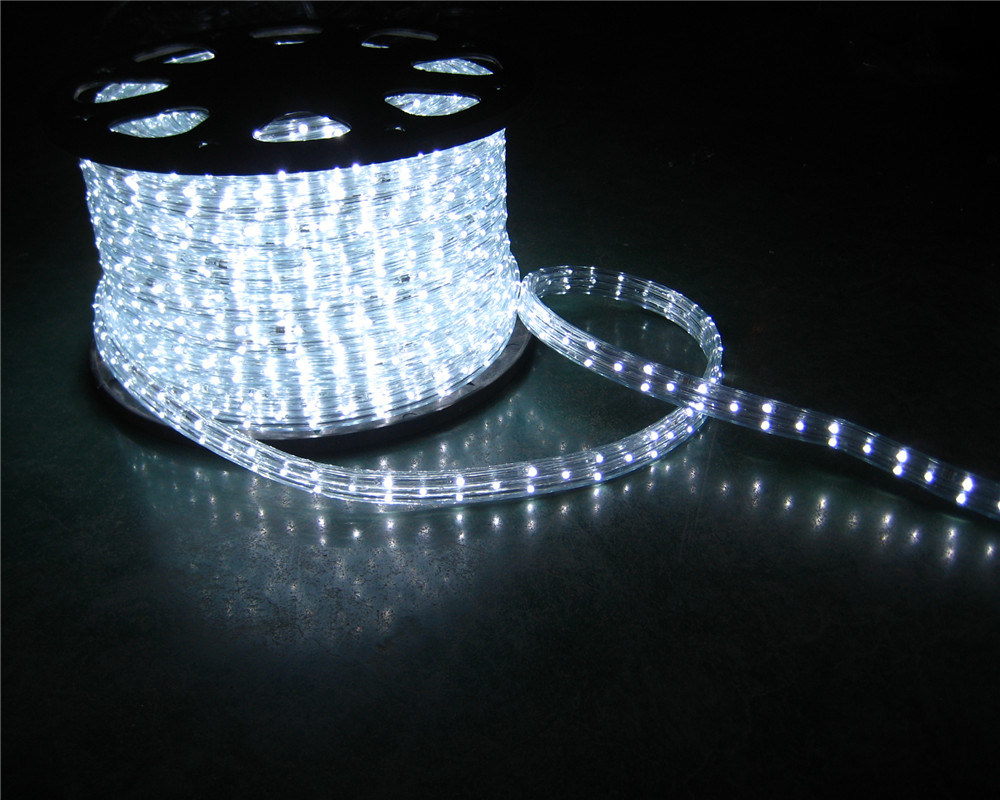 RGB Flat 4 Wires LED Rope Light