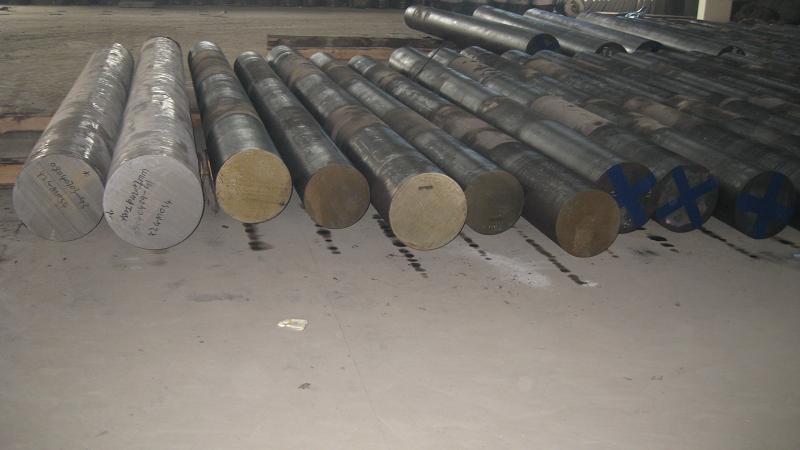 Forged Steel Bar : Forged steel bar round m china