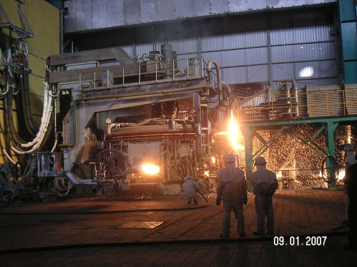 Electric Arc Furnace/Furnace
