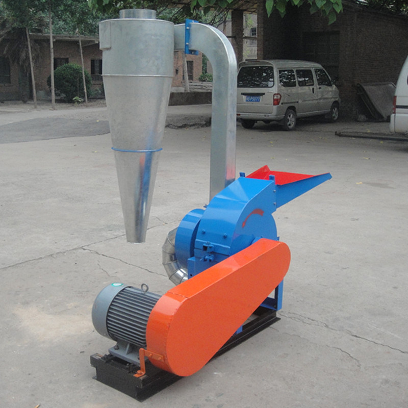 Grass Powder Crusher Machine with Video Operation (9FQ-36)