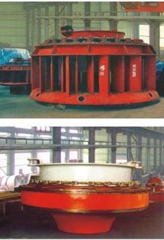 Low Water Head High Efficiency Hydro Kaplan Turbine