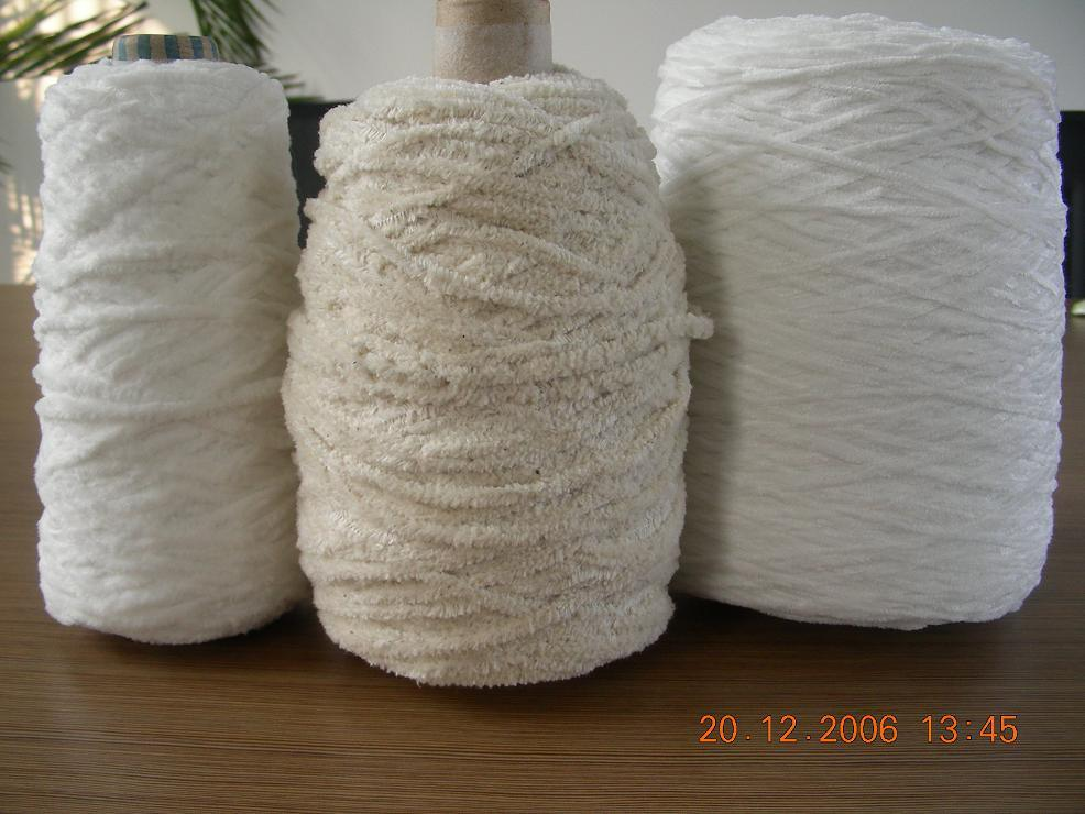 Chenille Yarn : China Chenille Yarn - China chenille yarn, fancy yarn
