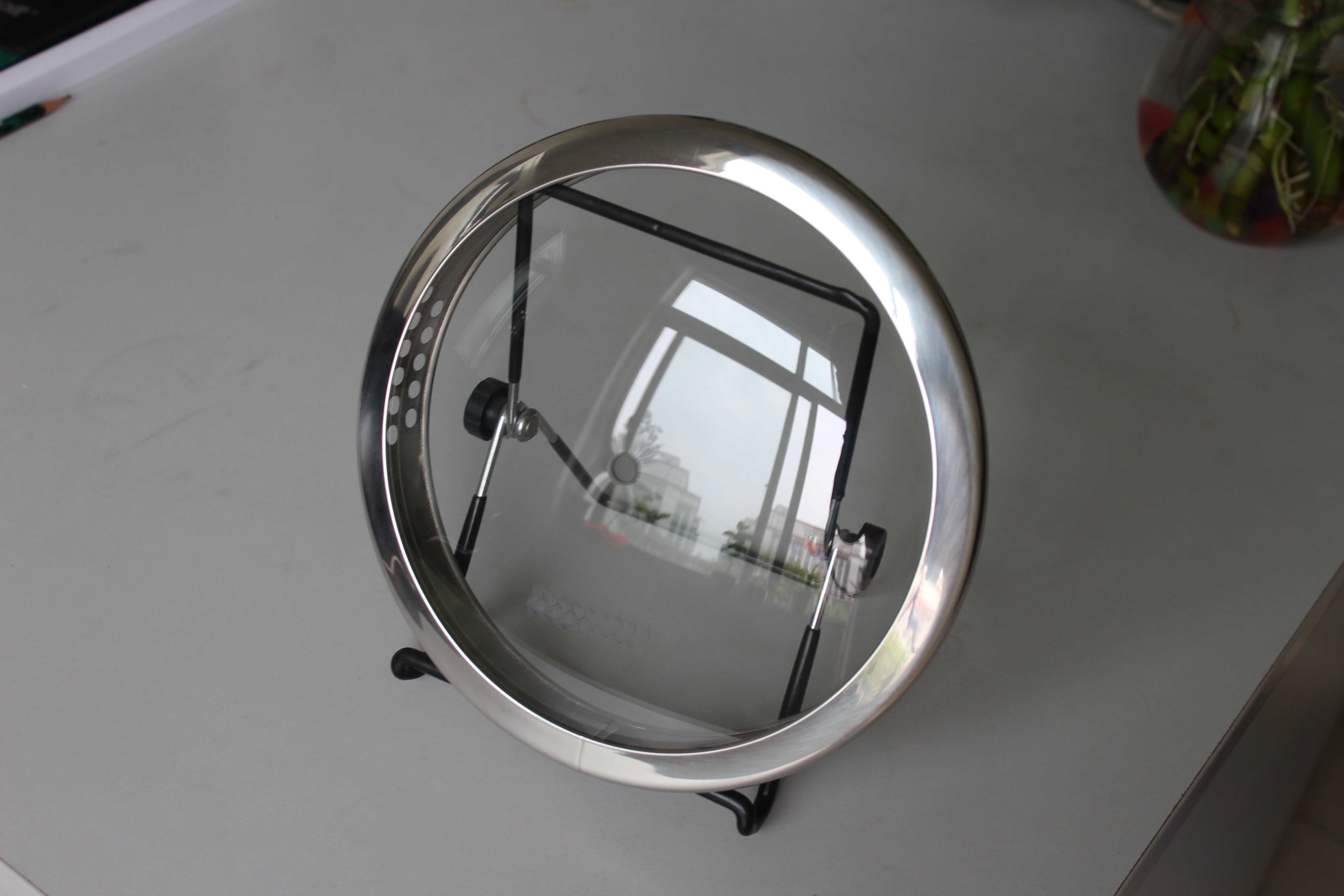 L-Type Combinational Tempered Glass Lid