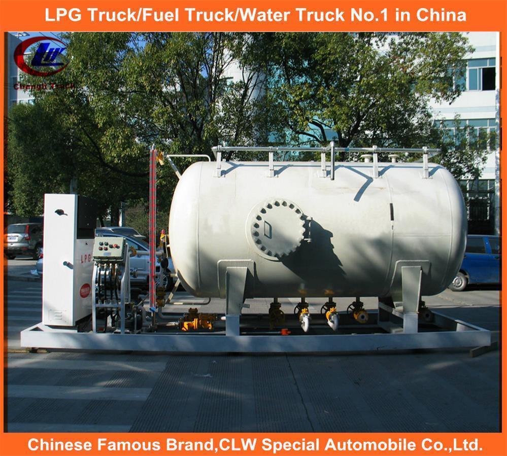 Mini Gas Plant : China mini cylinder filling plant for ton lpg refilling