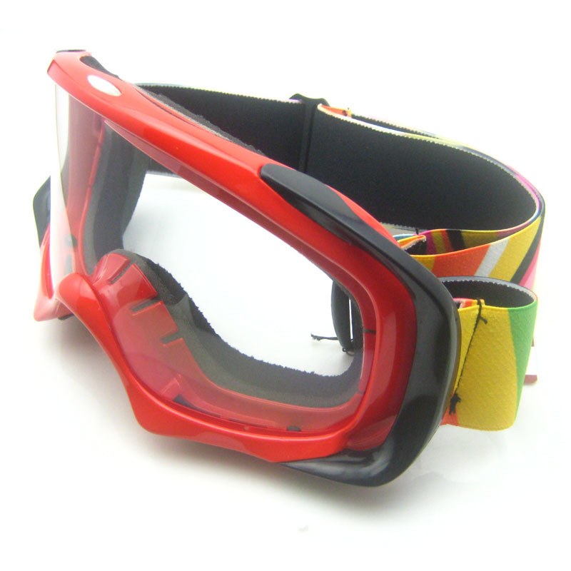 Hot Selling Ski Goggles with Transparent Lens
