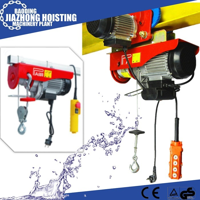 PA Type Small Electric Hoist Winch