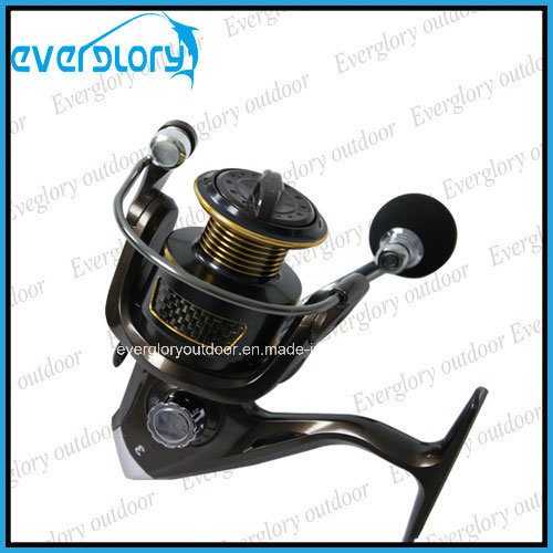 Best Cost Performance Fishing Reel with Carbon Insert Decoration