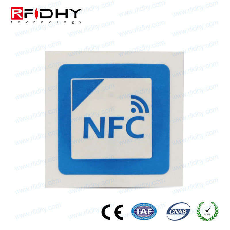 Fashion Shape Small RFID NFC Sticker Tag for Smart Phone