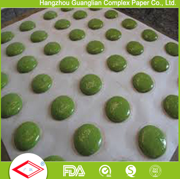 8/9/10/12 Inch Vegetable Round Parchment Paper Cake Pan Liners