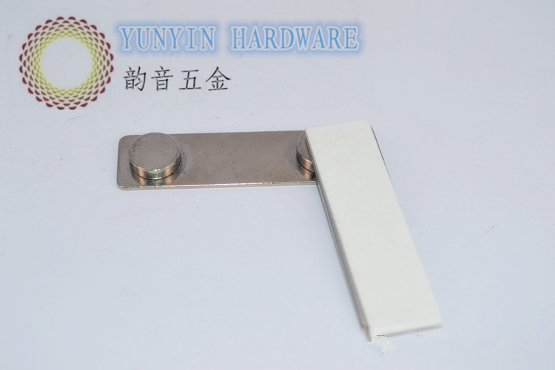 Magnet Name Badge with 2PCS NdFeB Magnets