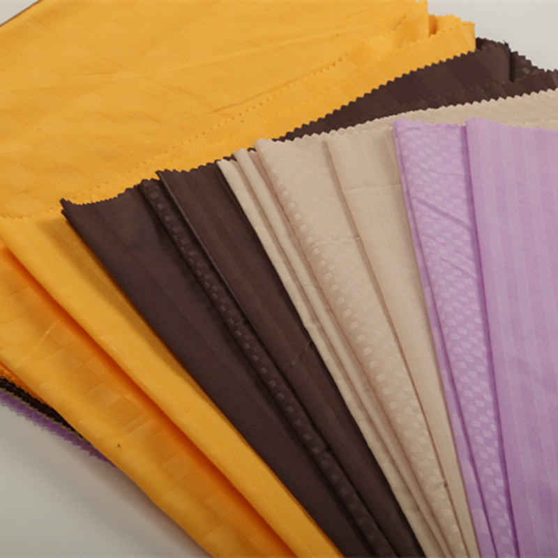Embossed Microfiber in P/D Used to Make Bedsheet Sets to USA