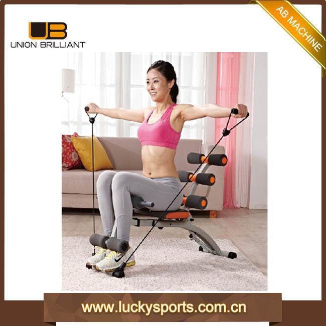 Exercise Smart Six Pack Care Ab Fitness Wonder Core