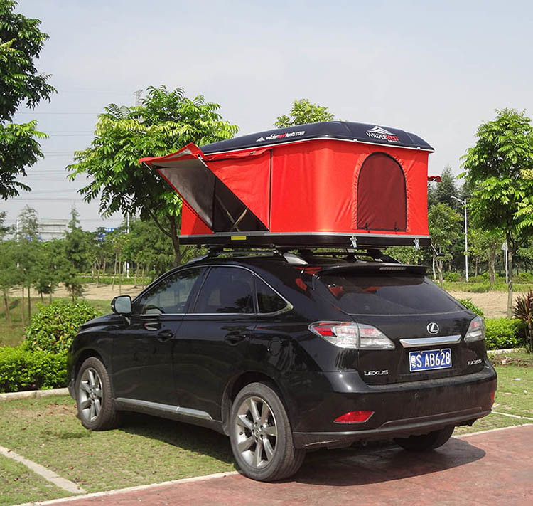 China Hard Shell Roof Top Tent For Sale Auto Suv Camper Roof Top