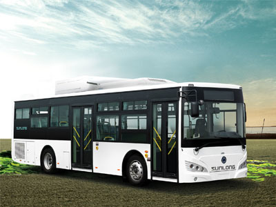 Sunlong Slk6859au6n Natural Gas City Bus