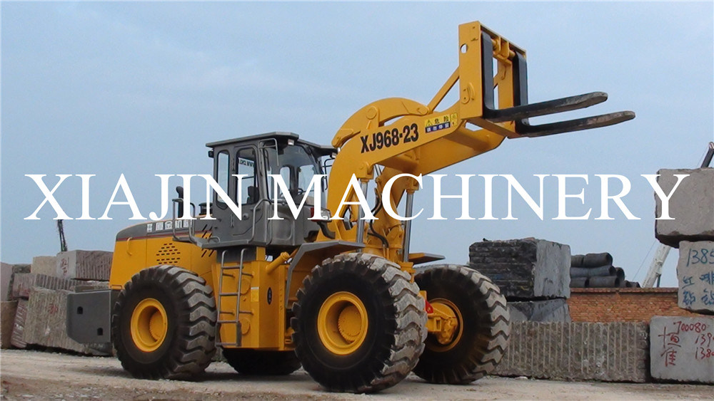 Heavy Duty Mining Machine for Block Carrying
