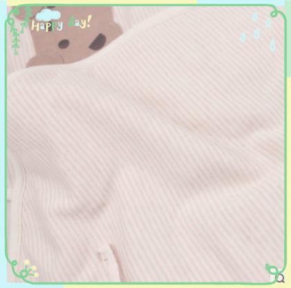 Natural Organic Cotton Sleeping Bag with Envelop Design