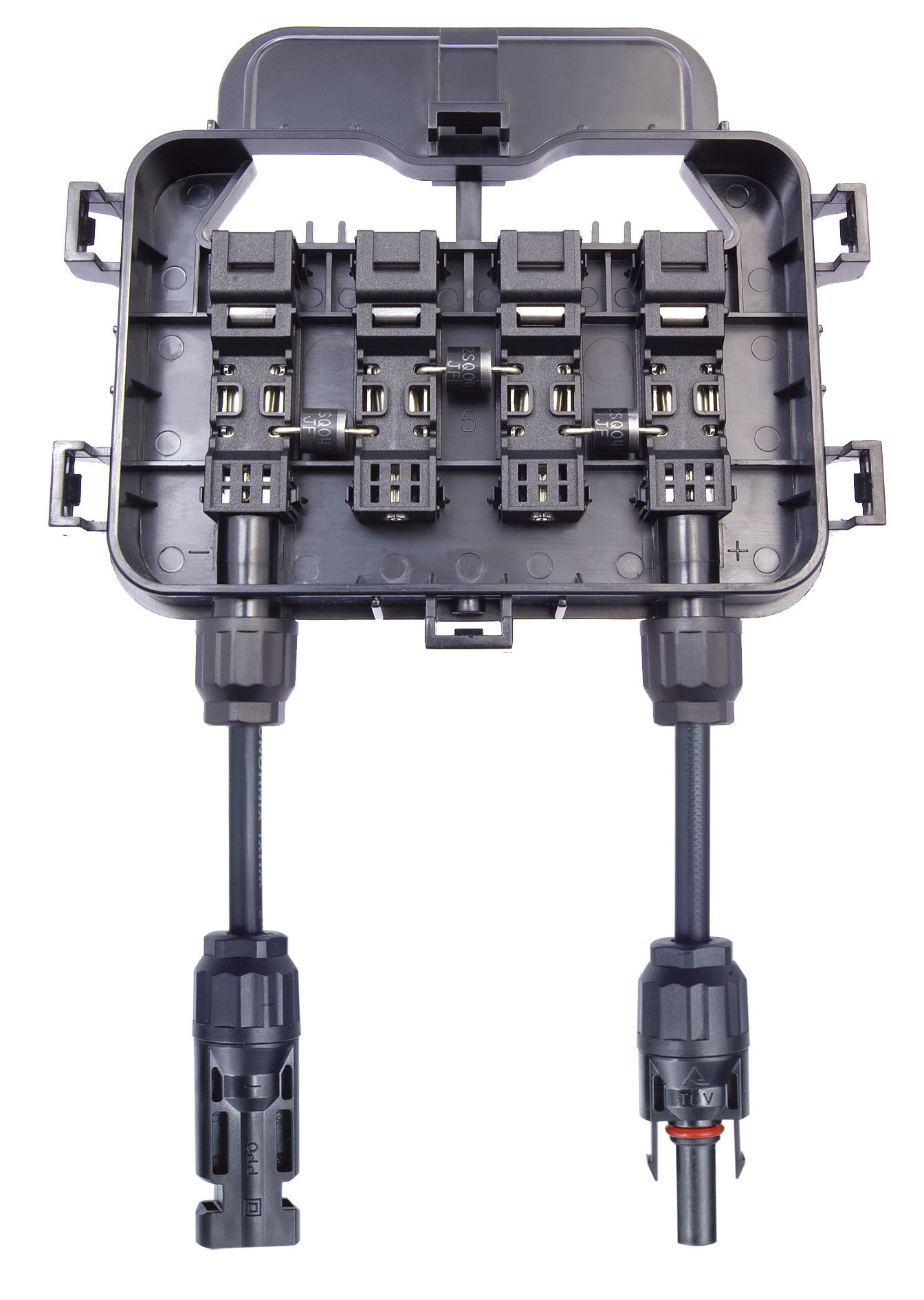 PV-Cy803 4 Rail PV Waterproof Small High Quality Junction Box