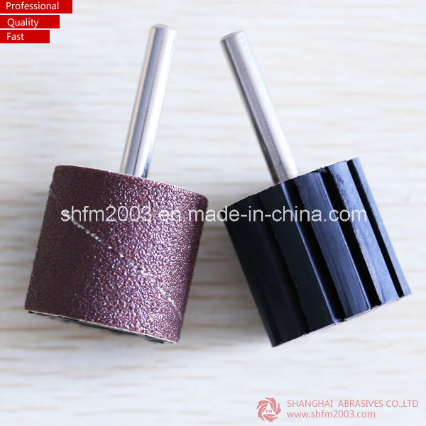 Ceramic, Zirconia, Aluminum Oxide Sanding Sleeves for Metal & Wood