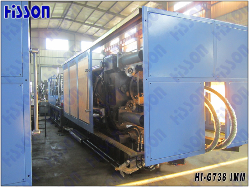 738t Plastic Injection Molding Machine Hi-G738