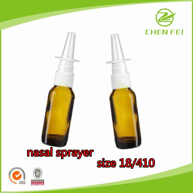 Manufacture Supplier Output 0.14ml Medical Nasal Pump Sprayer for Bottles
