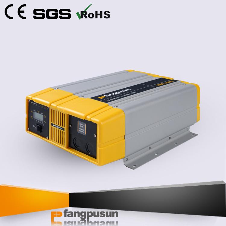 Prosine 1000/1000I DC 12V 24V to AC 110V 220V 230V Solar Power System Pure Sine Wave 1000W Inverter