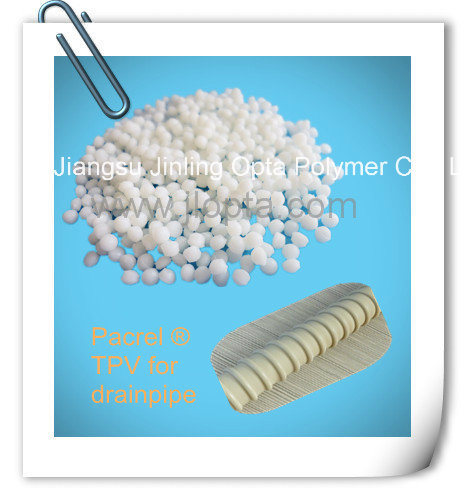 Pacrel TPE Plastic Material for Pipe, Hose and Tube