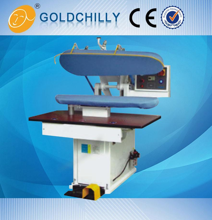 Hot Sales Steam Heated Press Machine (for laundry, hospital, hotel etc.)