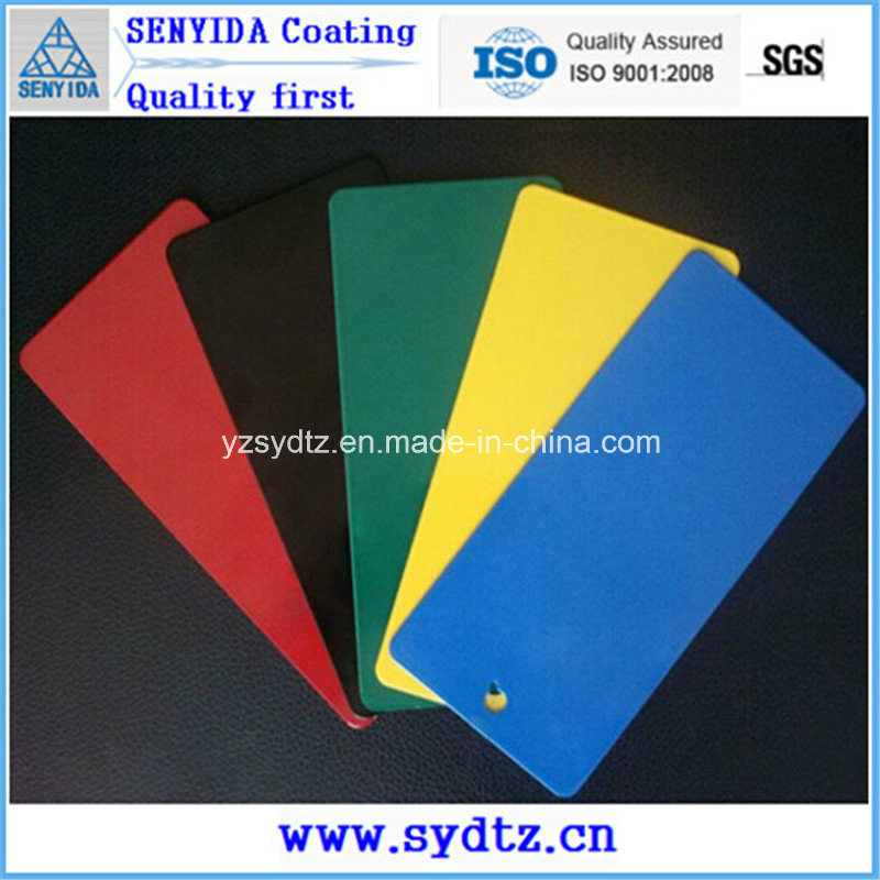 Hot Outdoor Powder Coatings for Light Pole