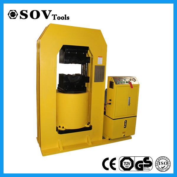 Steel Wire Rope Swaging Machines Industry Hydraulic Swaging Presses