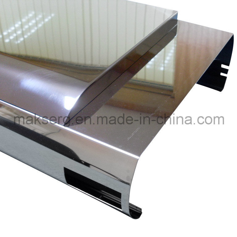 2b Mirror Finished Stainless Steel Food Heating Display Buffet Countertop Chafer