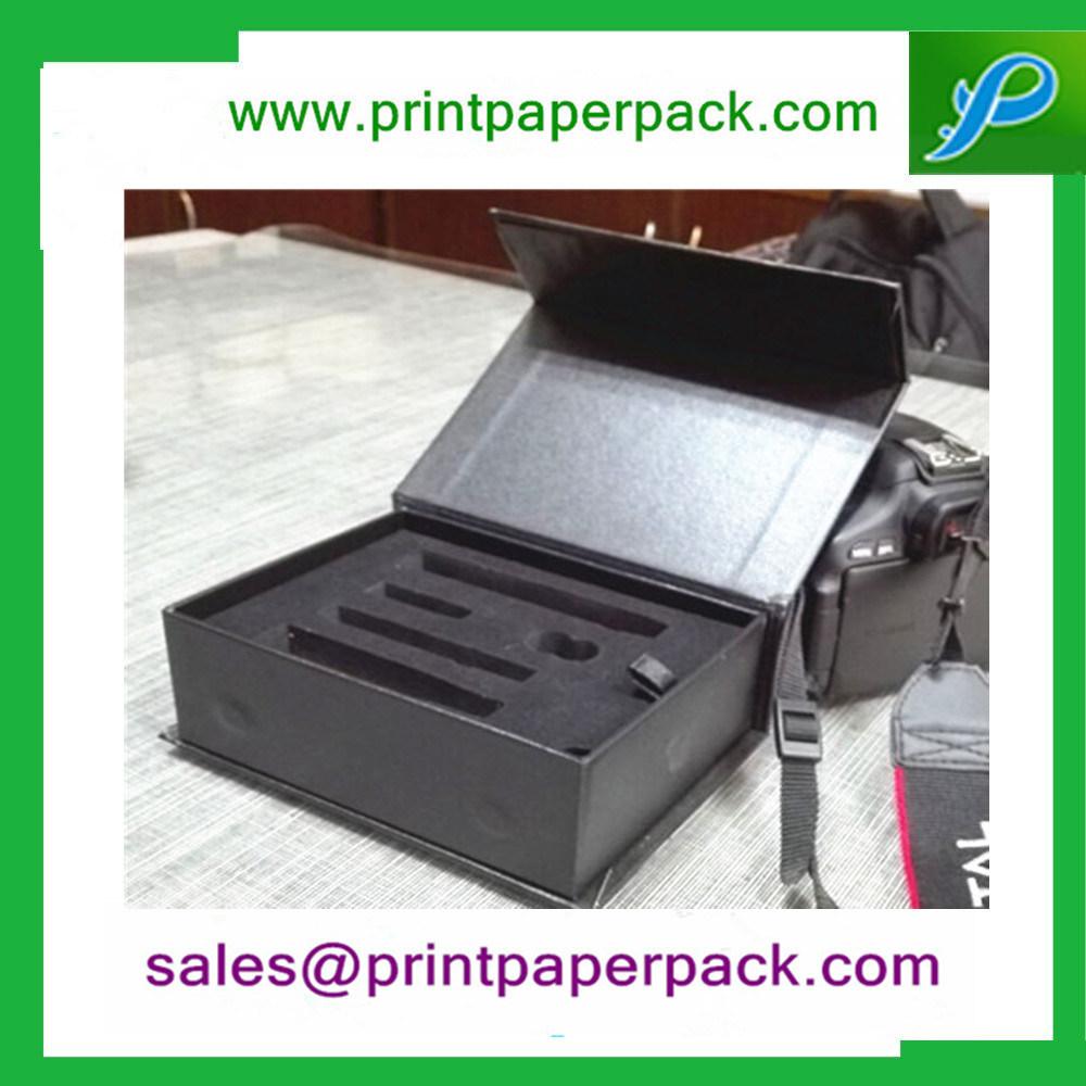 Rigid Paper Gift Box Paper Presentation Box with EVA Insert