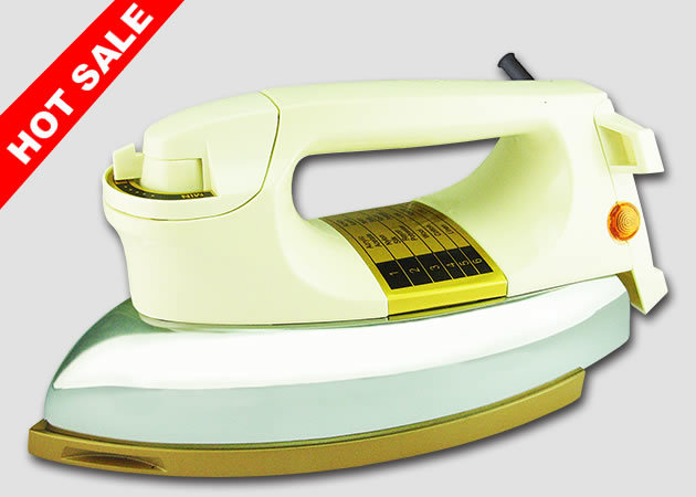 Namite N-515 Ceramic Soleplate Electric Dry Iron