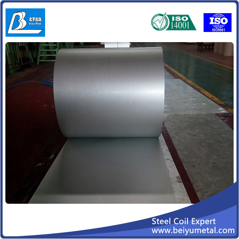 AZ50 to AZ150 Galvalume Steel Aluzinc Coated GL Coil Factory