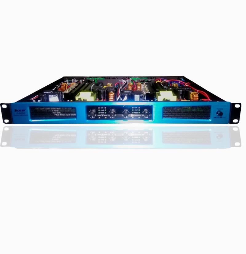Four Channel Digital Professional Power Amplifier