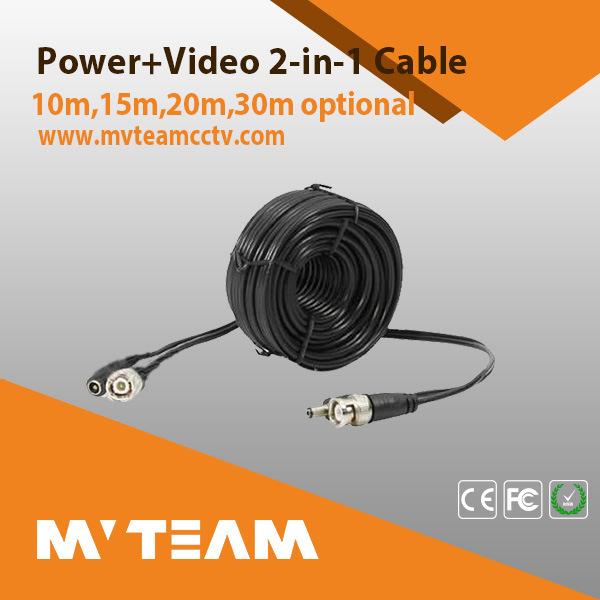 Factory Direct H. 264 4CH DVR Combo DIY CCTV Camera Kit CCTV Cameras System Kits (Mvt-KAH04D)