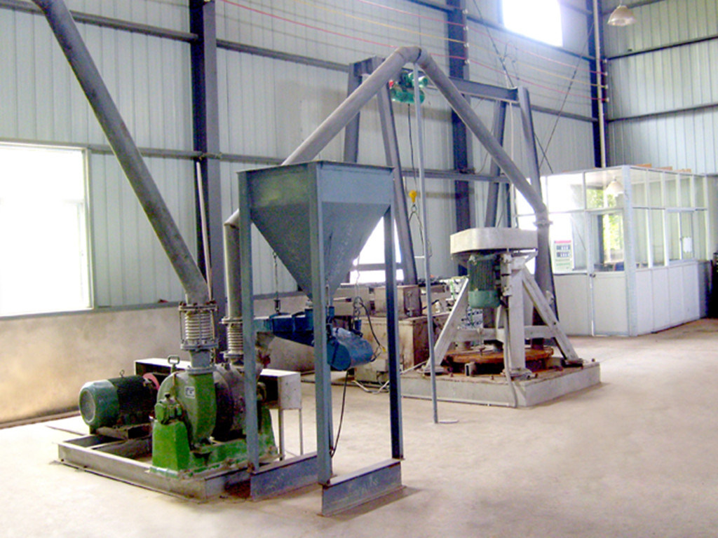 Granular Red Lead Line /Lead Oxide Making Machine/Lead Oxide Equipment