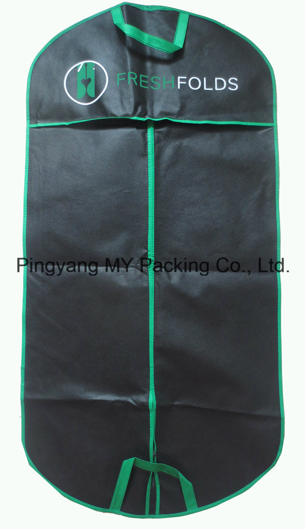 Experienced Factory Eco Friendly Suit Cover PP Nonwoven Garment Bag Cover
